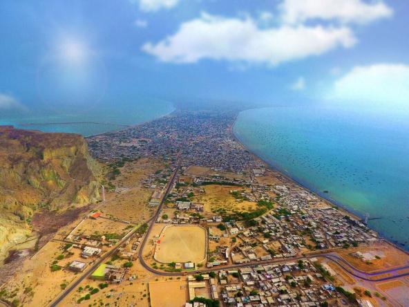 Bin Qasim City Gwadar