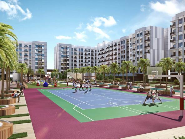 apartments Lawnz by Danube at Dubai International City