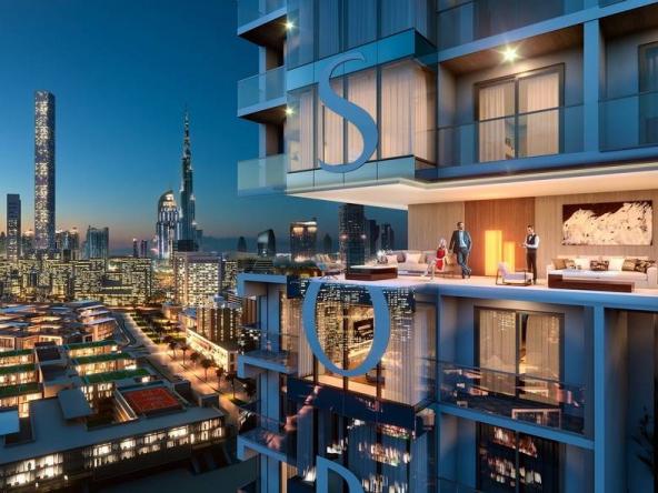 One Park Avenue Dubai
